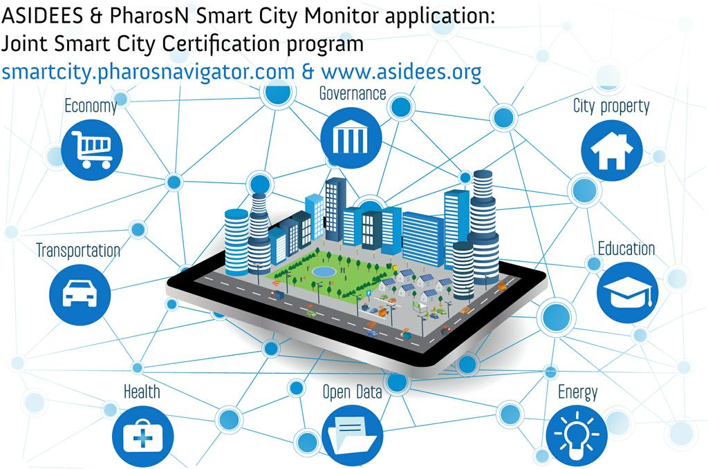 Joint Smart City Certification programme for compliance with ISO 37120